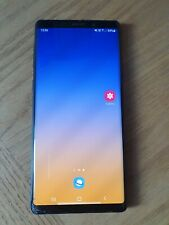 (Cracked Screen) Galaxy Note 9 512GB  Fully Working SM-N960F Blue Samsung Boxed