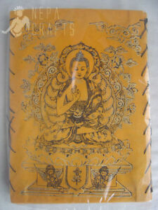 Lokta Amogshiddhi Buddha Paper Lamp Shade NEPAL