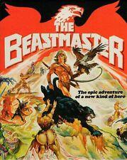 Beastmaster 4K Ultra HD + Blu-Ray Vinegar Syndrome limited 3 disc box set + book