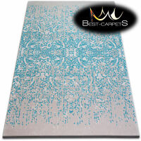 """SOFT ACRYLIC RUGS """"BEYAZIT"""" Very Thick And Densely Woven HIGH QUALITY LIKE WOOL"""