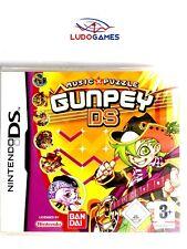 Region Nintendo Music puzzle Gunpey DS