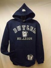 New Butler Bulldogs Adult Mens Size XL XLarge Navy Hoodie