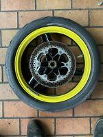 """Honda CBR600 PC23 Ruota 2.5J 17 """" Pollici Semi-Slick Pirelli diablo Supercorsa"""