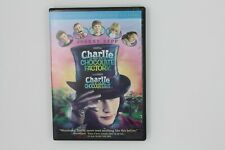 Charlie and the Chocolate Factory (Blu-ray, 2005) EN/FR/ES