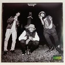 "Flatbush Zombies BetterOffDEAD 2LP Vinyl Limited Black 12"" Record"