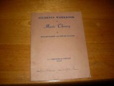 1932 Quick-Study Elementary Piano-Accordion Method Book