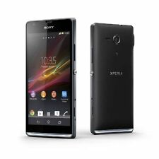 Negro Libre Telefono Movil 4.6'' Sony Ericssion Xperia SP C5303 4G LTE 13MP 8GB
