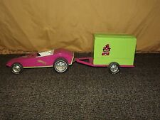 Nylint Style Pepsi Cases on a Plastic Pepsi Truck with hand cart NEW