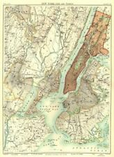 Map Of New York 1800.Antique New York City Maps 1800 1899 For Sale Ebay