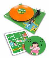 Wilco Pro-ject Limited Schmilco Debut Carbon DC Turntable + Orange LP + slipmat