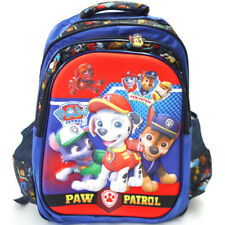 Large 4D Kids Children Boys Paw Patrol Backpack School Bags 30x40cm