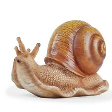 Large Garden Snail Ornament Outdoor Animal Statue