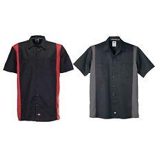 Dickies - Two Tone Work Shirt mehrere Farben Arbeitshemd