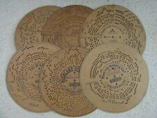 Ariston Organette discs x 26