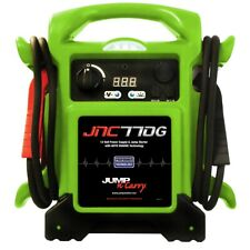 Clore Jnc770 Green 1700 Peak Amp Premium 12 Volt Jump Starter Soljnc770G New!