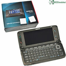 BNIB NOKIA E90 COMMUNICATOR 128MB MOCHA QWERTY FACTORY UNLOCKED COLLECTORS ITEM
