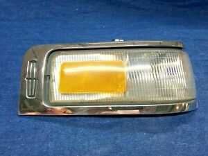 1995-1997 Lincoln Town Car Right Side Park Lamp Turn Light REAL FORD PART