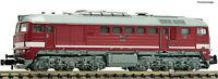 """Fleischmann N 725292 Diesellok BR 120 der DR """"DCC Digital + Sound"""" - NEU + OVP"""