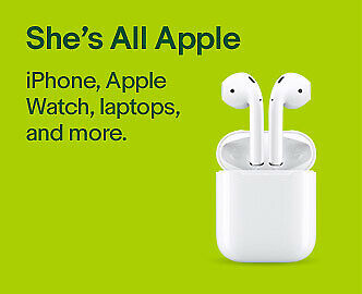 She's All Apple | iPhone, Apple Watch, laptops, and more.