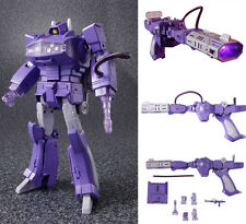 MP29  shockwave  Transformers  G1 modeling  With luminescence  Unofficial Editio