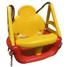 Balançoire Bébé pour Enfants Jardin Baby Siège 3 IN 1