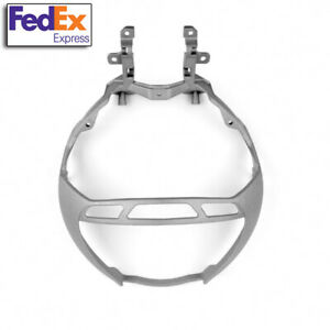 Front Headlight Headlamp Assembly Mask Guard For Ducati Monster 696 BS2