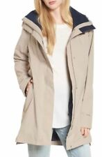 NWOT The North Face Women's Laney II Trench Raincoat  in Beige Size XS