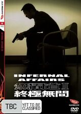 Infernal Affairs III (DVD, 2006)