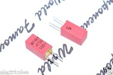 10pcs - WIMA FKP02 4700P (4700PF 4.7nF 4,7nF) 100V 5% pitch:2.5mm Capacitor
