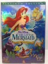 The Little Mermaid (DVD, 2-Disc Platinum Edition)