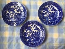 "Blue Willow Bread & Butter Plate 6 1/8"" KAKUSA Occupied Japan China"