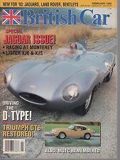 British Car--Feb-1993-----3898