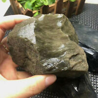 1KG Natural Glod Obsidian Sphere Large Crystal Healing Stone Mineral Specimens