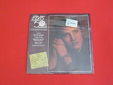"Elvis Presley 50th Anniversary Special 10"" EP UK RCAT 459 MINT In SHRINK !"