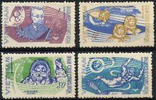 North Vietnam 1965 SG#N398-N401 Space Flight Voskhod 2 MNH Set #D90236