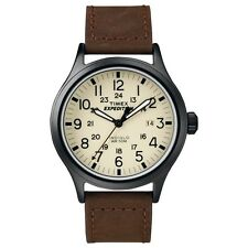 Timex T49963 Mens Expedition Scout Brown Watch RRP £64.99
