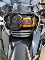 BMW R1200 & R1250 GS & GSA Adventure Headlight Guard Personalised