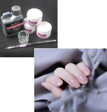 Pro Basic Nail Art Kits120ml Acrylic Liquid Powder Pen Dappen dish Tools set,Us