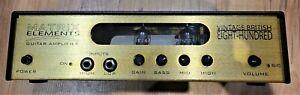 Matrix Elements Vintage British VB800 Valve Mosfet 300w Guitar Amplifier