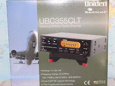Funkscanner UNIDEN UBC 355 CLT Discriminator 25-960 Mhz. BOS CB FLUG TAXI FUNK
