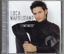 LUCA NAPOLITANO CD L'INFINITO 2009 nuovo sigillato
