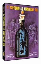 It Happened at Nightmare Inn (DVD, 2007) 1970-Phsyco-Thriller-Judy Geeson