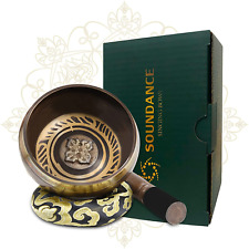 Meditation Sound Cuencos Tibetanos Tibetan Singing Bowl Set Yoga Accessories
