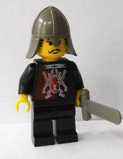 Lego Minifig Scorpion Knight with Helmet and Weapon Sword