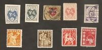 OFFER LITHUANIA AND LATVIA OLD AND CLASSIC LOT