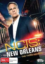 NCIS - New Orleans : Season 3 (DVD, 2017, 6-Disc Set)