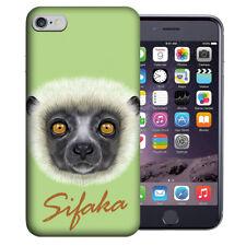 MUNDAZE Apple iPhone 6 Design Case - Sifaka Realistic Art Cover