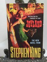 Stephen King JOYLAND Hard Case Crime FIRST EDITION Ghost Murder Carnie Mystery