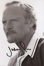 GAME OF THRONES & JAMES BOND: JULIAN GLOVER SIGNED 6x4 ACTION PHOTO+COA