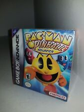 NEW Sealed Pac-Man Pinball Advance 2006 for Nintendo Game Boy Advance, DS ) K16
